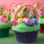 Miniature Easter Egg Baskets