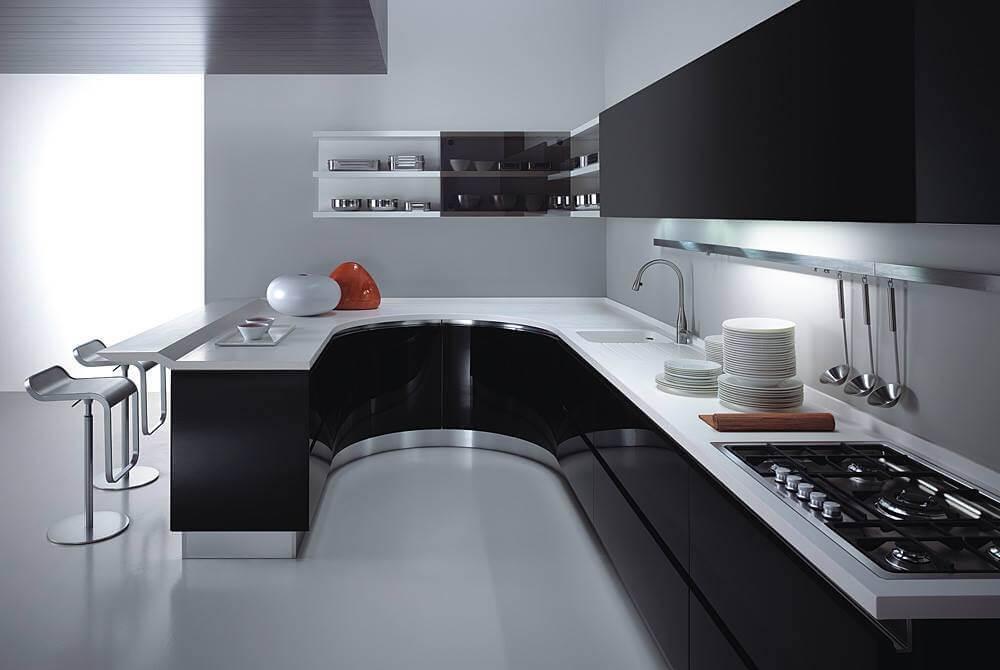 Modern Kitchen Design And Ideas 1