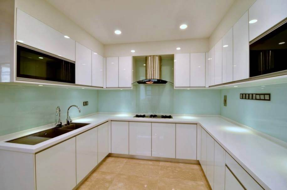 Modern Kitchen Design And Ideas White