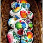 Ucrainian Hand Painted Eggs