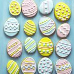 Citrusy Easter Biscuits
