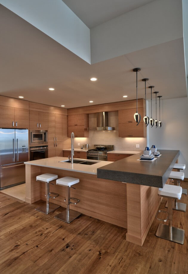 Elegant Contemporary Kitchen Designs You Need To See 1