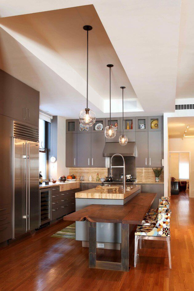 Elegant Contemporary Kitchen Designs You Need To See