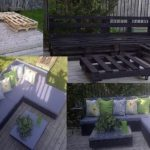 DIY Amazing Outdoor Pallet Lounge
