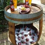 DIY Wine Barrel Cooler