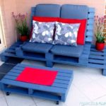 DIY Wooden Pallet Chillout Lounge