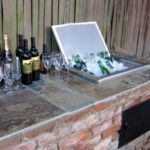 DYI Backyard Bar