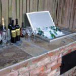 DYI Backyard Bar