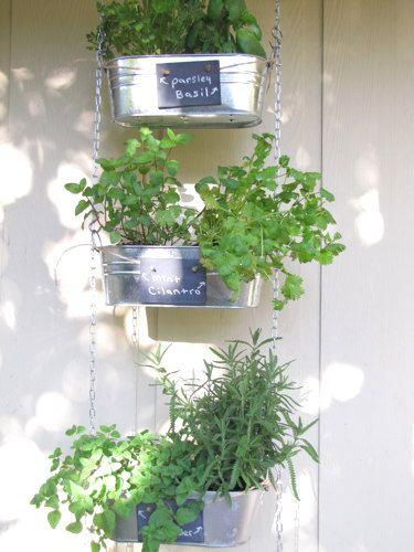 Hanging Herb Garden 3
