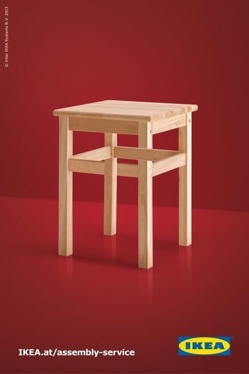 IKEA Assembly Service Ad