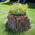 Tree Stump Idea Bricks