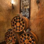 Wine Barrel Wine Racks