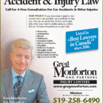 Accident And Injury Lawyer Ad