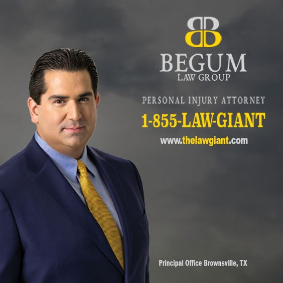 Begum Law Group Personal Injury Attorney
