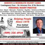 Car Accident Lawyer Colville Washington Spokane