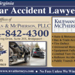 Car Accident Lawyer Kaufman & McPherson West Virginia
