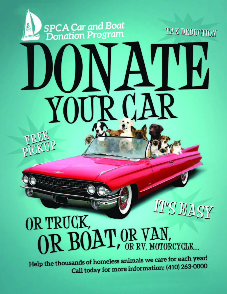 Car Donation For SPCA