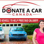 Donate A Car In Calgary For Prostaid