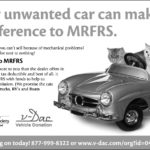 Donate A Vehicle To Merrimack River Feline Rescue Society