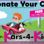 Donate Your Car Kars 4 Kids