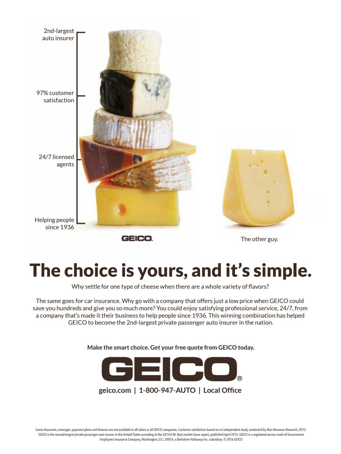 Geico Car Insurance Ad 2