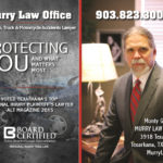 Murry Law Office Accidents Lawyer