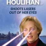 Patricia Houlihan Shoots Lasers Out Of Her Eyes