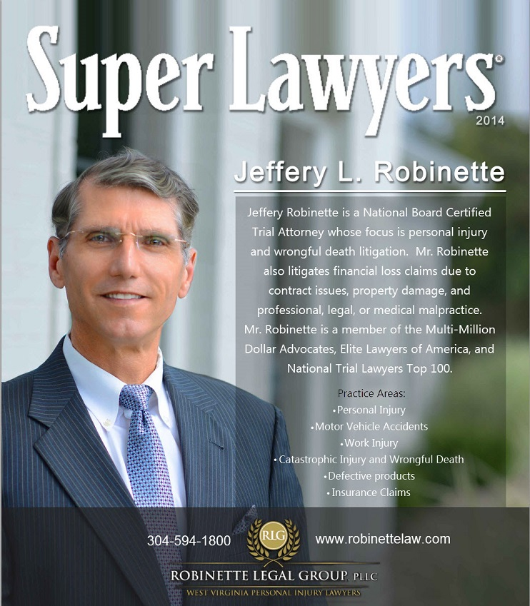 Personal Injury Attorney Jeff Robinette