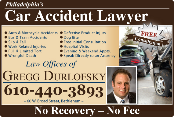 Philadephia Car Accident Lawyer