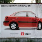 Triglav Car Insurance Ad