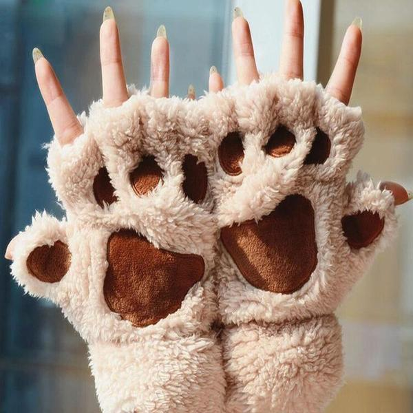 Animal Paw Hands Gloves