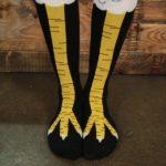 Chicken Legs Socks
