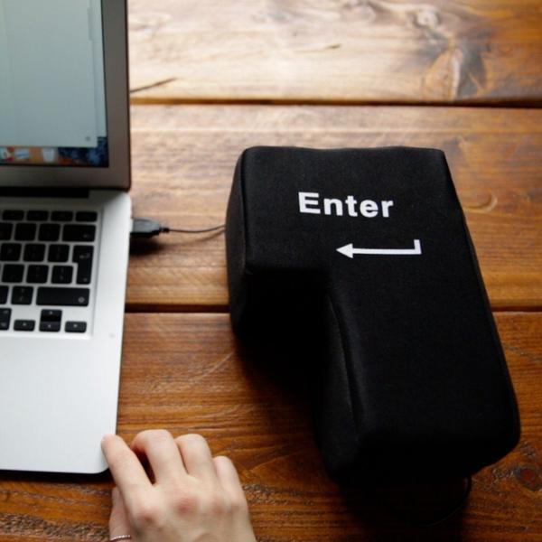 Giant Enter Button
