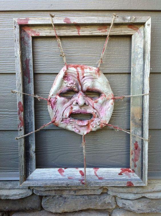 Creepy Halloween Prop