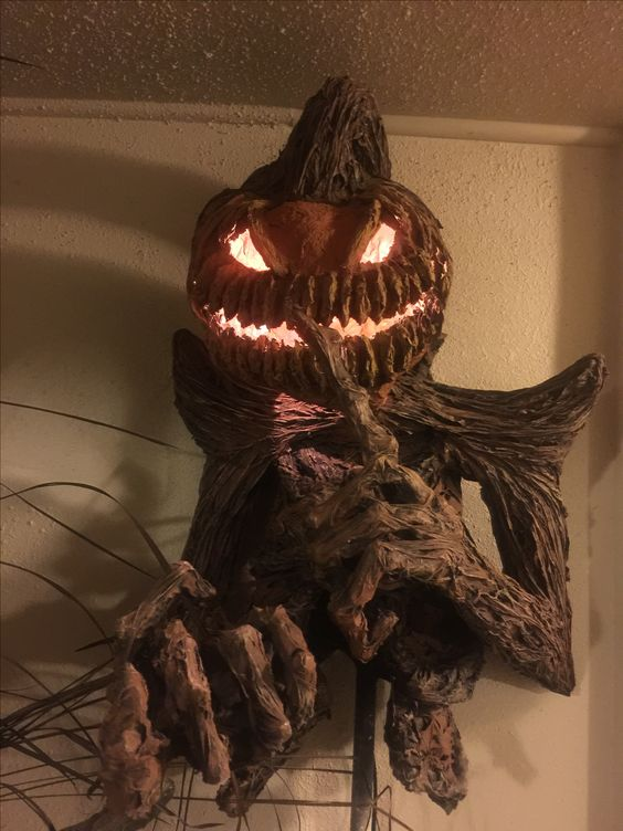 Scary Halloween Props