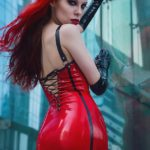 Annet Morningstar Perfect Latex Dress