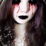 Evil Dead Halloween Makeup