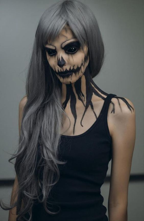 Halloween Face Painting Ideas Creative Ads And More
