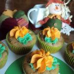 Thanksgiving Cupcake Idea