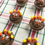 Thanksgiving Turkey Brownies