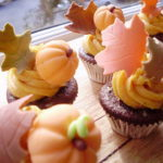 Thanksgiving Cupcakes Decoration Idea