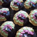 Turkey Thanksgiving Cupcake Idea