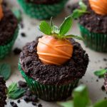Chocolate Covered Strawberry Carrot Patch