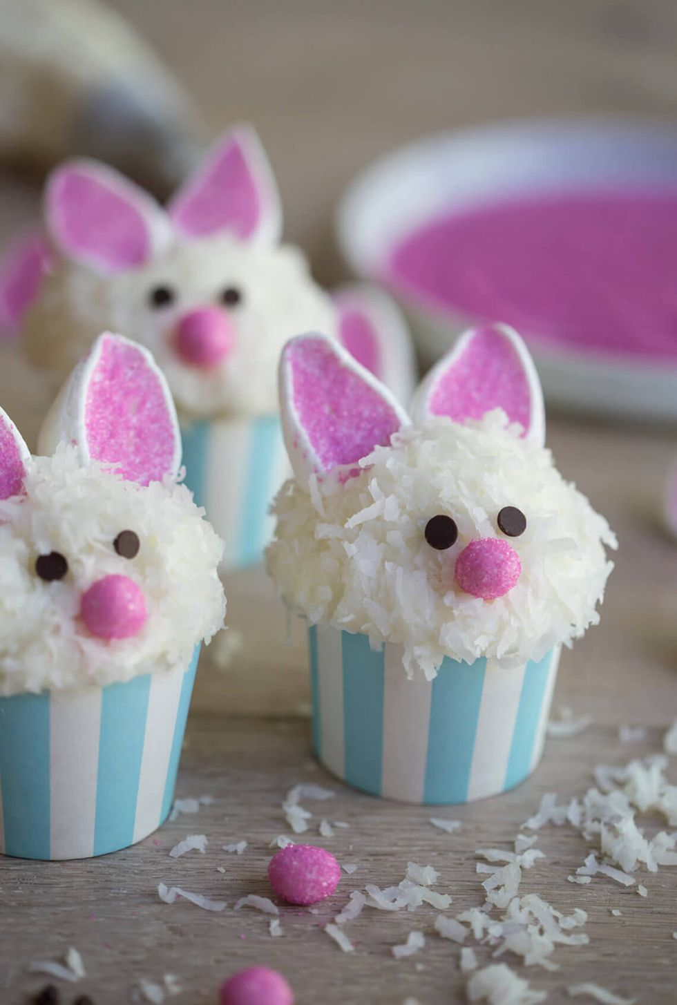 Easter Bunny Cupcakes Ideas