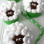 Marshmallow Sheep