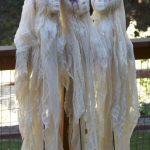 Creepy Halloween Ghost Decoration