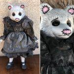 Creepy Halloween Doll 10