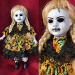 Creepy Halloween Doll 11