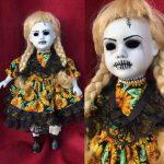 Creepy Halloween Doll 11