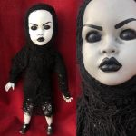 Creepy Halloween Doll 12